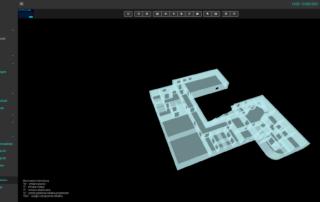 Widok 3D budynku